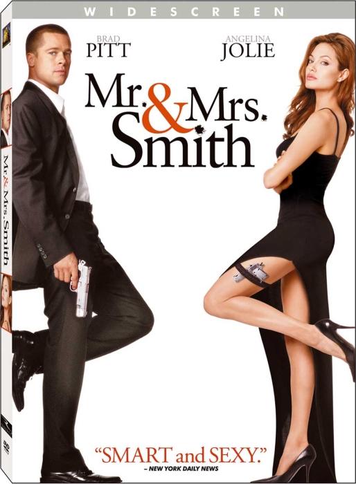 映画【Mr.&Mrs. スミス】
