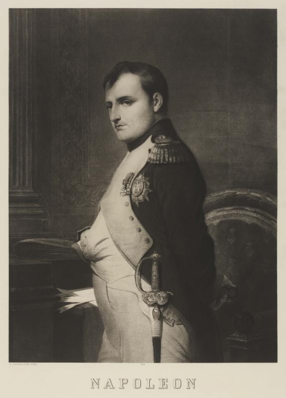 ナポレオン・ボナパルト(Napoleon Bonaparte)