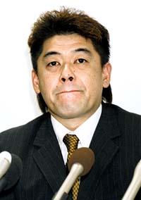 オリックスバファローズを退団した中村紀洋内野手