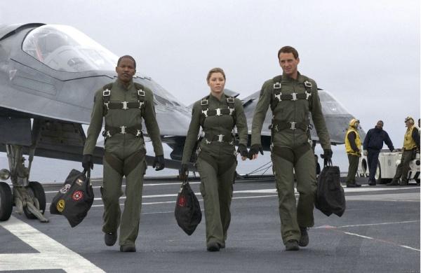 ステルス部隊の3人