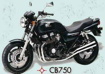 HONDA CB750-2