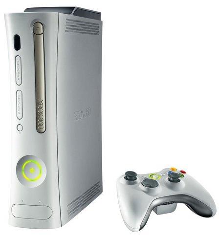 マイクロソフト XBOX360