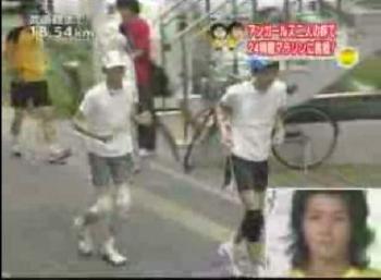"""問題の""""恫喝シーン""""その2…(C)NTV"""