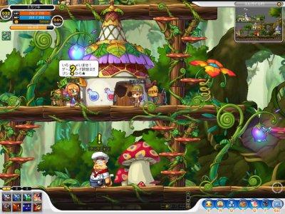 2D MMORPG 無料オンラインゲーム『ワンダーキング』