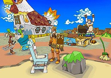 3D MMORPG 無料オンラインゲーム【アミーゴ・アミーガ】