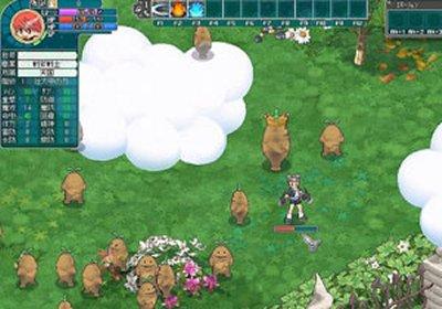 2D MMORPG 無料オンラインゲーム『エンジェルラブオンライン』
