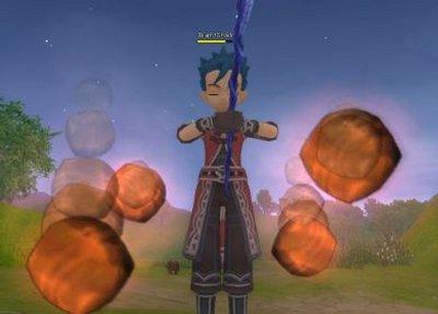 3D MMORPG 無料オンラインゲーム『ブライトシャドウ』