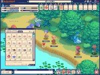 2D MMORPG 無料オンラインゲーム『チョコットランド』