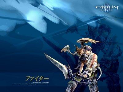 3D MMORPG 無料オンラインゲーム『コルムオンライン』