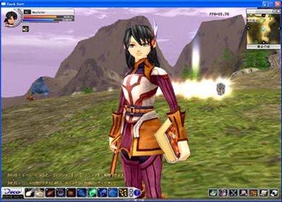 3D MMORPG 無料オンラインゲーム『デコオンライン』