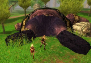 3D MMORPG 無料オンラインゲーム『ファンタジーオデッセイ』