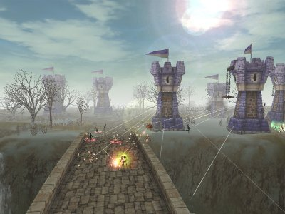 3D MMORPG 無料オンラインゲーム『ファンタジーアース ゼロ』
