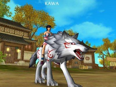 3D MMORPG 無料オンラインゲーム 「風林火山」
