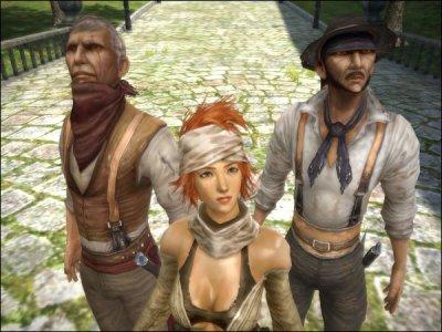 3D MMORPG 無料オンラインゲーム『グラナド・エスパダ』