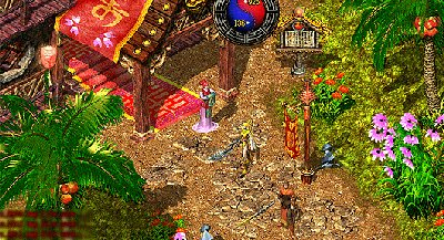 2D MMORPG 無料オンラインゲーム 「破天一剣」
