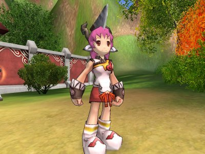 3D MMORPG 無料オンラインゲーム『ホーリービースト』