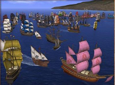 3DMMORPG オンラインゲーム「大航海時代Online LaFrontera」