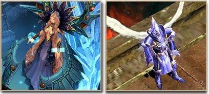 3D MMORPG 無料オンラインゲーム『ミュー -奇蹟の大地-』