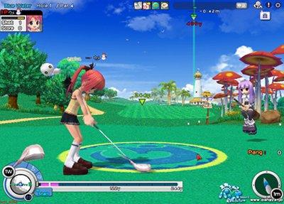 無料オンラインゲーム【スカッとゴルフ パンヤ】