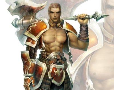3D MMORPG 無料オンラインゲーム『ラペルズ』