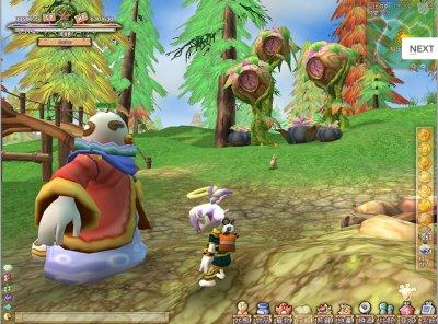 3D MMORPG オンラインゲーム 「シークレットオンライン」