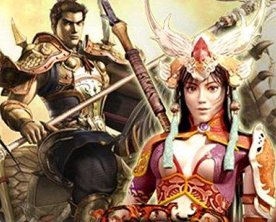 3D MMORPG オンラインゲーム 「三国群英伝Online」