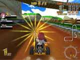 無料オンラインゲーム『オンラインカートステア』