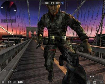 無料3Dガンシューティングゲーム『サドンアタック』