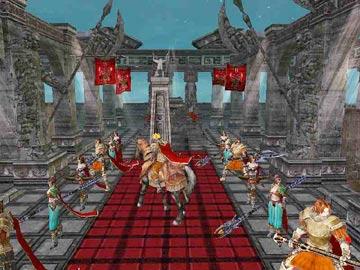 3D MMORPG 無料オンラインゲーム『ウィド WYD』