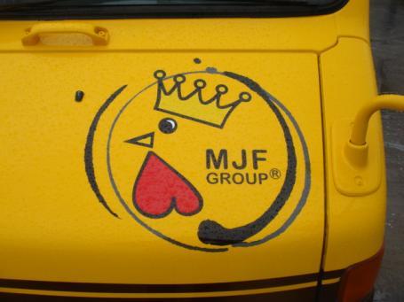 MJF号前ポイント