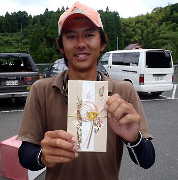 2011 GBツアー A.O.Y 佐々一真 選手