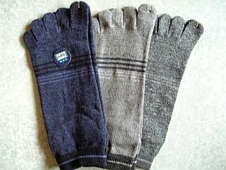 五本指靴下2