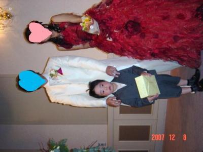036結婚式★花束