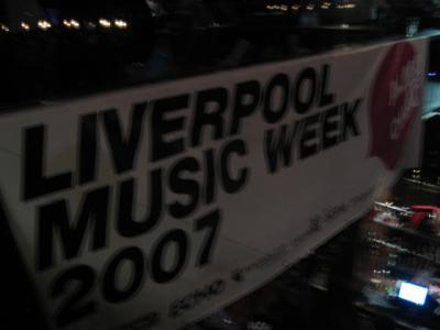 Liverpool Music Week 2007