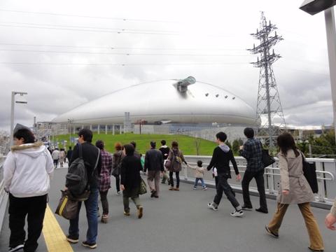 曇天ドーム(2011.05.08)