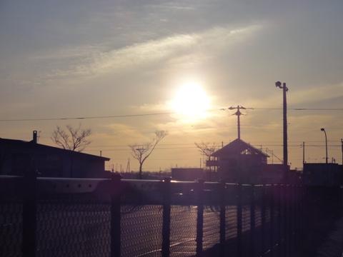 夕陽(2011.05.11)