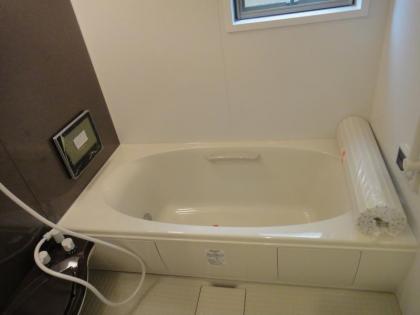 テレビ付きお風呂