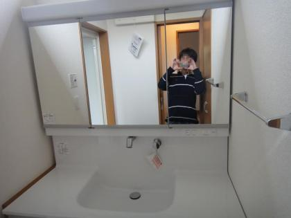 いけてる洗面台