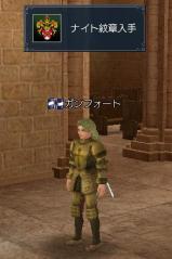 ナイト紋章ゲット