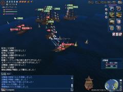 商ジベ対戦闘用ガレオン×10