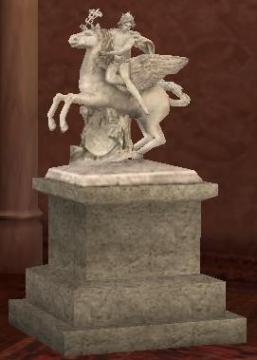 天馬とメルクリウス