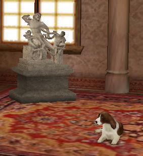犬&ラオコーン