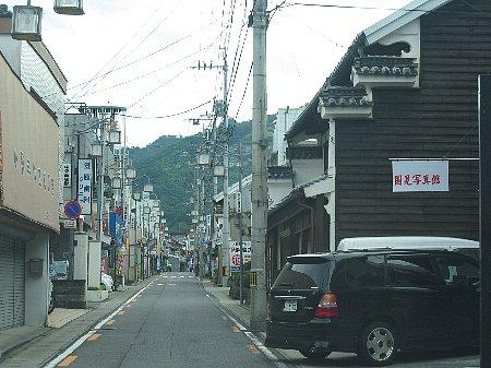 貞光の街並み1