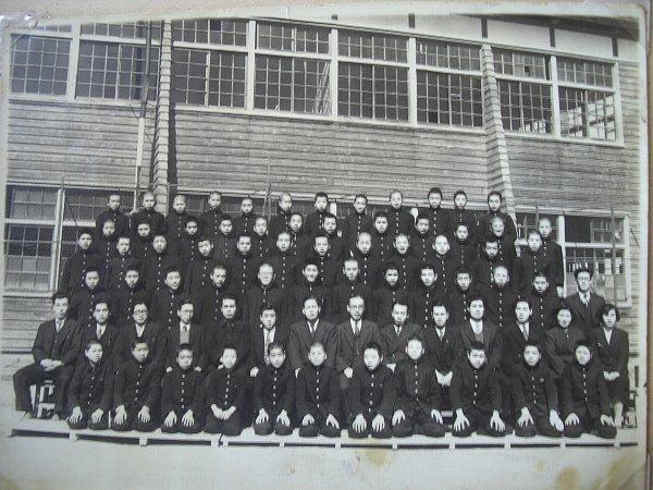 貞光中 旧校舎