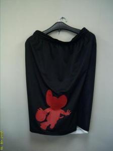 リバーシブルパンツ第4弾赤黒ネズミ