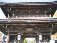 061211 中山寺 門
