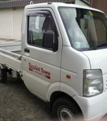 20110725軽トラック