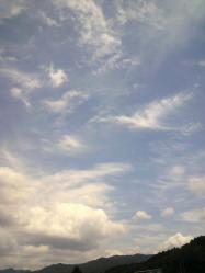 20110729青空~♪2