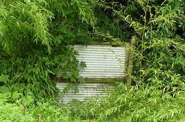 トマ爺の入り口
