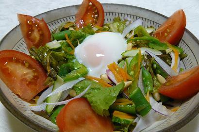 ありもの野菜サラダ